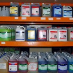 Cleaning Materials & Chemicals