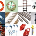 Rigging Equipment & General Deck Items